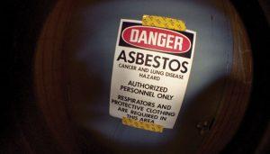 Encapsulation of Asbestos Popcorn Ceiling