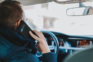 Distracted Driving In Michigan Communities